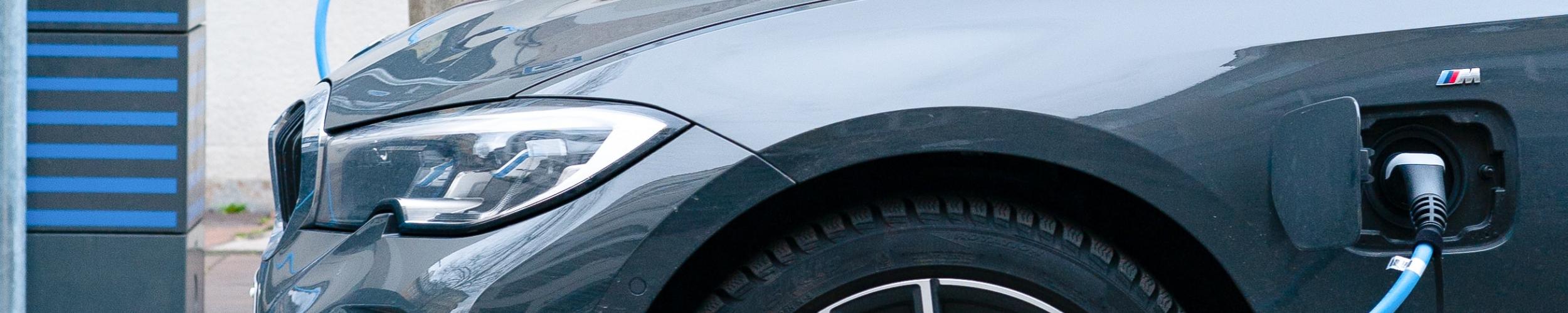 Plug-in hybride en hybride auto's